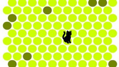 скрин игры поймай кошку